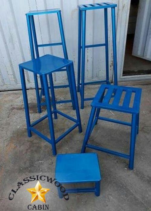 تولید چهارپایه فلزی